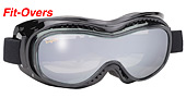 9300 Series Airfoil Goggles